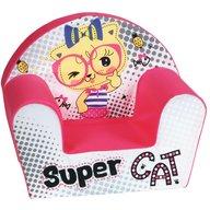 Trade - Fotoliu din burete Super Cat