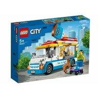 LEGO - Set de joaca Furgoneta cu inghetata ® City, pcs  200