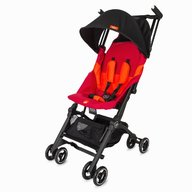 GB - Carucior Sport Pockit+ All Terrain Rose Red
