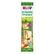 HiPP - Gustare din cereale si fructe  - mar, banana si ovaz 23 g