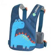 LittleLife - Ham de siguranta pentru piept Dinozaur