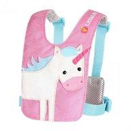 LittleLife - Ham de siguranta pentru piept Unicorn