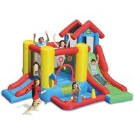 Happy hop - Saltea gonflabila Play center 7 in 1