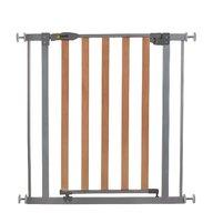 Hauck Poarta Siguranta - Wood Lock Safety Gate/Silver