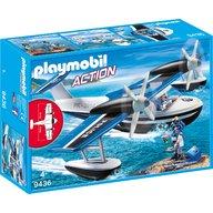 Playmobil - Hidroavionul politiei