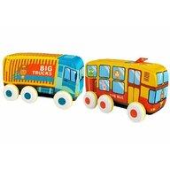 Huanger Toys - Set doua masinute moi
