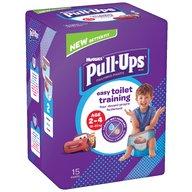 Huggies - Pull-Ups Conv Tric 2-4Yrs Boy 15 buc, 18-23 kg