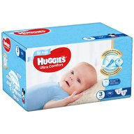 Huggies - UC Box (3) Boy 112 buc, 5-9 kg