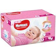 Huggies - UC Box (3) Girl 112 buc, 5-9 kg