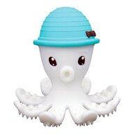 Mombella - Inel gingival Octopus din Silicon, Albastru