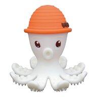 Mombella - Inel gingival Octopus din Silicon, Portocaliu