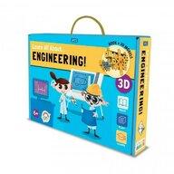 Sassi - Set de constructie Invata totul despre inginerie