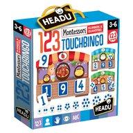 Headu - Montessori Joc 123 Bingo