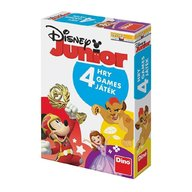 Dino - Toys - Joc interactiv 4 in 1 Disney Junior