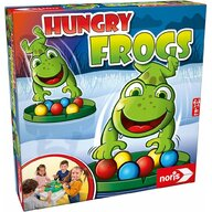 Noris - Joc de indemanare Hungry Frogs