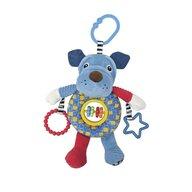 Lorelli Toys - Jucarie carucior Catelus Cu activitati, 24 cm din Plus