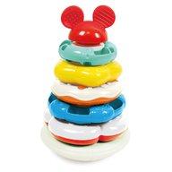 Clementoni - Jucarie de stivuit inele Disney Baby
