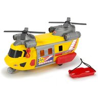 Dickie Toys - Jucarie Elicopter de salvare Rescue Helicopter SAR-03