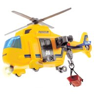 Dickie Toys - Elicopter Rescue Copter Mini Action Series