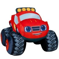 Play by Play - Jucarie textila Blaze and the Monster Machines 15 cm