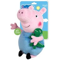 Play by Play - Jucarie din plus George Cu sunete, 21 cm Peppa Pig