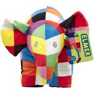 Rainbow Design - Jucarie din plus Elefantul Elmer 21 cm