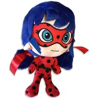 Play by Play - Jucarie din plus Ladybug 22 cm Disney Miraculos