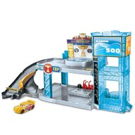 Garaj Florida 500 Cu masinuta by Mattel