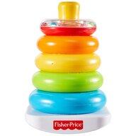 Fisher Price - Jucarie pentru sortat si stivuit Construieste piramida by Mattel Infant