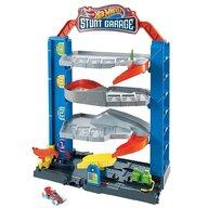 Garaj Cu cascadorii Cu masinuta by Mattel City