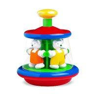 Ambi Toys - Jucarie interactiva Carusel cu ursuleti