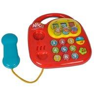 Simba - Jucarie ABC Telefon muzical rosu