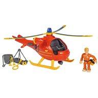 Simba - Elicopter Wallaby Cu figurina si accesorii Pompierul Sam