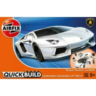 Airfix - Kit constructie Quick Build Lamborghini Aventador, White