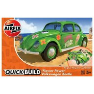 Airfix - Kit constructie Quick Build Masina Flower Power