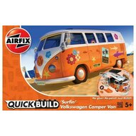 Airfix - Kit constructie Quick Build VW Camper Van Surfin