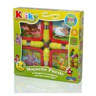 Supermag - Kliky - Puzzle magnetic Animale de la ferma
