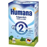Humana - Lapte praf 2 de la 6 luni 600 g