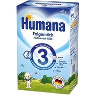 Humana - Lapte praf 3 de la 10 luni 600 g