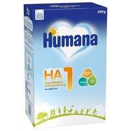 Humana - Lapte praf HA 1 de la nastere 500 g