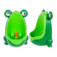 Lean Toys - Pisoar baieti Frog, Green