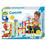 Lena - Set de joaca labirint cu 20 bile si 48 piese