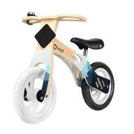 Lionelo - Bicicleta din lemn fara pedale Willy, Indygo