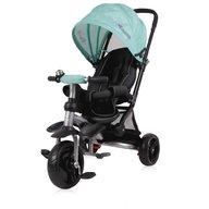 Lorelli - Tricicleta pentru copii Jet , Green Stars