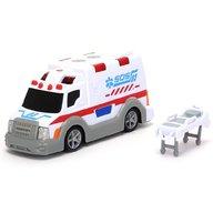 Dickie Toys - Masina ambulanta Ambulance SOS 03
