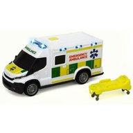 Dickie Toys - Masina ambulanta Iveco Daily Ambulance