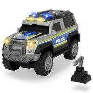 Dickie Toys - Masina de politie Police SUV cu accesorii