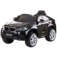 Chipolino - Masinuta electrica BMW X6 Cu roti EVA, Negru