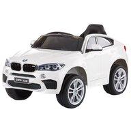 Chipolino - Masinuta electrica BMW X6 Cu roti EVA, Alb