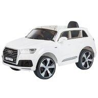 Chipolino - Masinuta electrica SUV Audi Q7 Cu roti EVA, Alb
